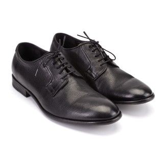 Derby Shoes Fado 01 Black-000-011821-20