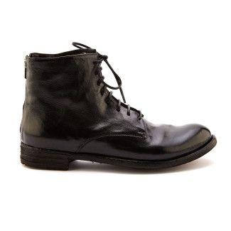 Lace Up Boots Lexikon 123 Nero-000-012374-20