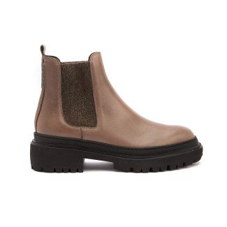 Chelsea Boots Aria Taupe-000-012775-20