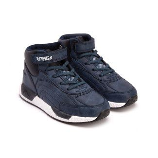 High-top Trainers 4456900 Navy-001-001625-20