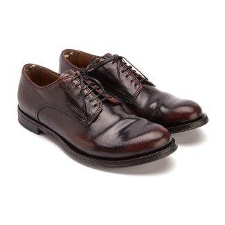 Derby Shoes Anatomia 12 Bordo-000-012582-20