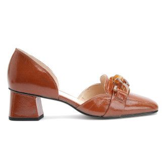 Loafers 9-105411 Nougat-001-001815-20