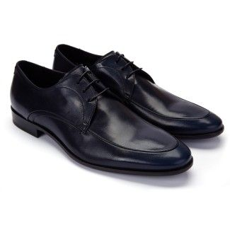 Derby Shoes 1166 Kos Navy-000-011688-20