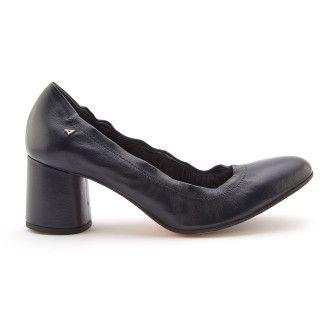 Block Heel Pumps Anna P Blu-000-012349-20