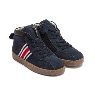 High-top Trainers 4417600 Navy-001-001589-20