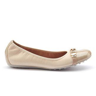 Ballet Pumps Cloe V Nuvola/Avorio-000-012231-20