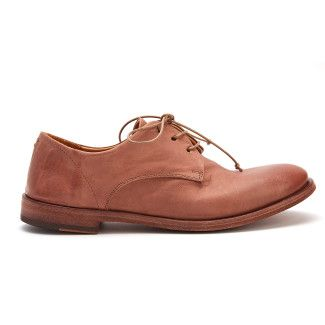 Lace Up Shoes Maryann Nude-000-012490-20