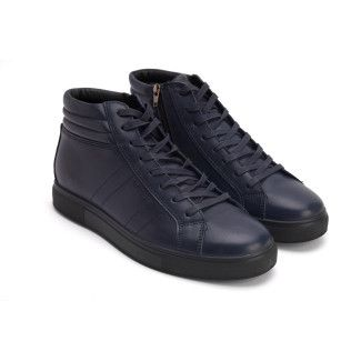 High-top Trainers 4126922 Vit.Blu-001-001610-20