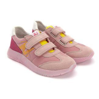 Sneakers Jesko Rosa/Giallo/Fux-001-001776-20