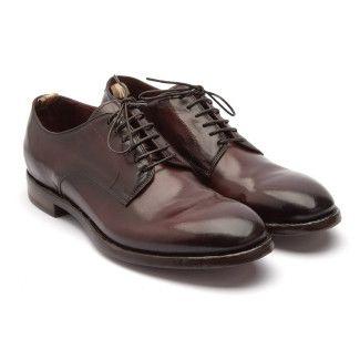 Derby Shoes Emory 001 Bordo-000-012672-20