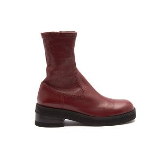 Ankle Boots Maeva 001 Red-000-012926-20
