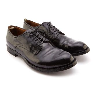 Derby Shoes Anatomia 12 Nero-000-010578-20