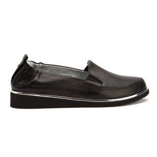 Slip-On Shoes Pulia Moc Nappa Nero-000-012635-20
