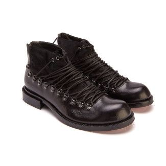 Ankle Boots 1357 Diver Nero-000-012602-20