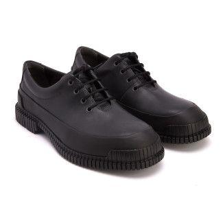 Lace Up Shoes Pix K100360-014 Nero-001-001597-20
