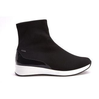 Ankle Boots 8-103708 Schwarz-001-001593-20