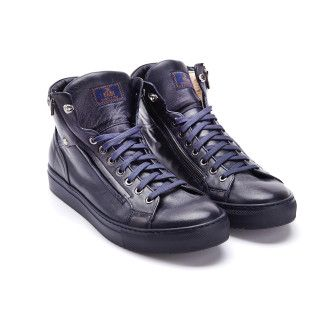 High-top Trainers FU9168 Blu-000-012328-20