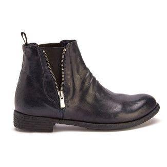 Chelsea Boots Mars 011 Navy-000-012563-20