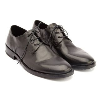 Derby Shoes Lukas A Nero-000-012793-20
