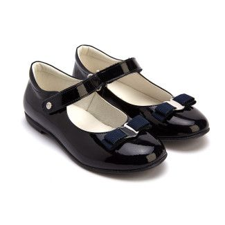 Ballet Pumps Jete Bleu-001-001428-20