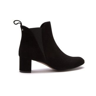 Chelsea Boots Apolonia Cam. Nero-000-012594-20
