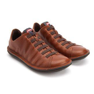 Shoes Beetle 18751-049 Cola/Navy Ken-001-001808-20