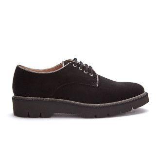 Lace Up Shoes Mirola 01 Nero-000-011968-20