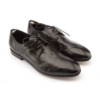 Men's Derby Shoes OFFICINE CREATIVE Lucien/16 Sting Nero