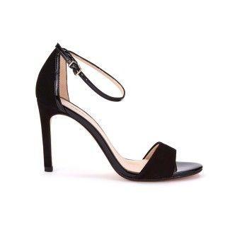 Women's Sandals APIA Delicat Patent Black