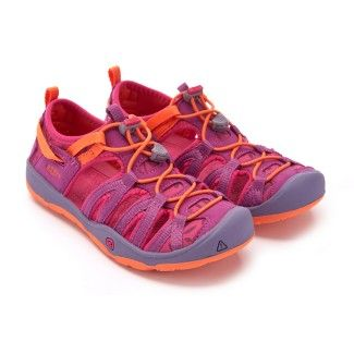 Kid's Sandals KEEN Moxie Sandal Purple Wine