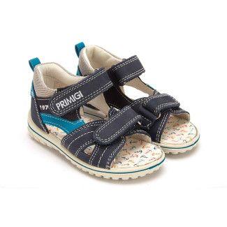 Kid's Sandals PRIMIGI 3377711 Azurro