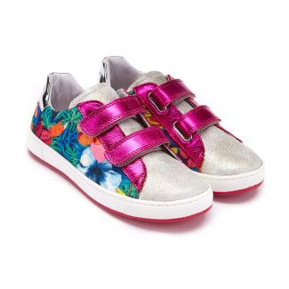 Kid's Sneakers NATURINO 4426 Blue Multi