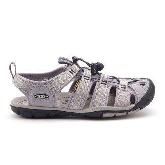 Women's Sandals KEEN Clearwater CNX Dapple Grey/Dress