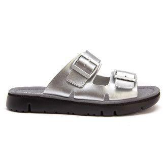 Women's Platform Mules CAMPER Oruga Sandal K200633-005