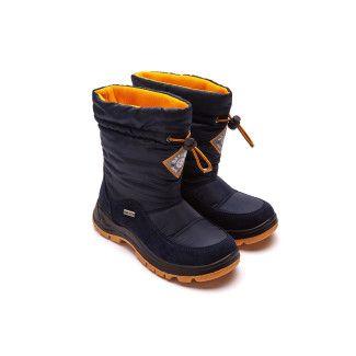 Kid's Insulated Boots NATURINO Varna Avio Vel/Nylon