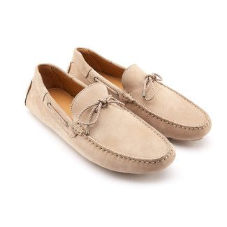 Men's Moccasins APIA Jose Grey