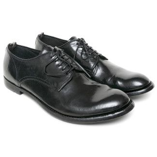 Men's Derby Shoes OFFICINE CREATIVE Anatomia 60 Nero