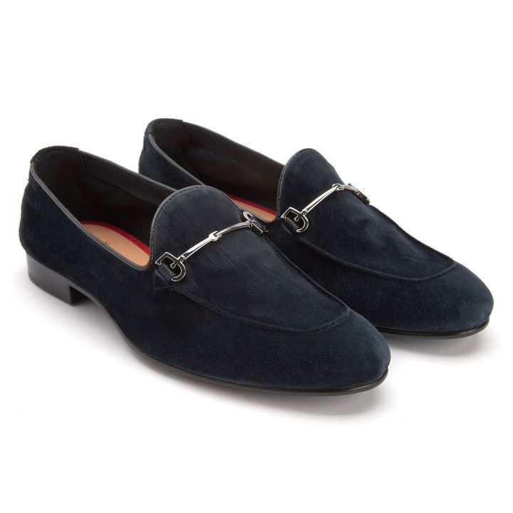 Loafers FU9876 Blu-000-012708-20