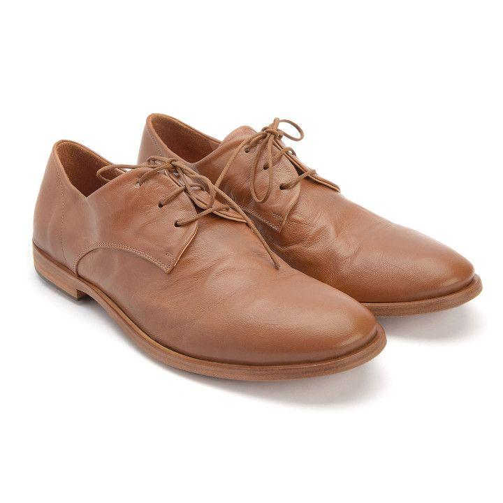 Derby Shoes Lukas Nocciola-000-012704-20