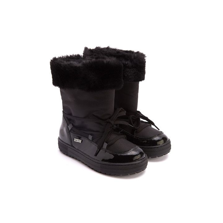 Insulated Boots Lucina Black-001-001684-20