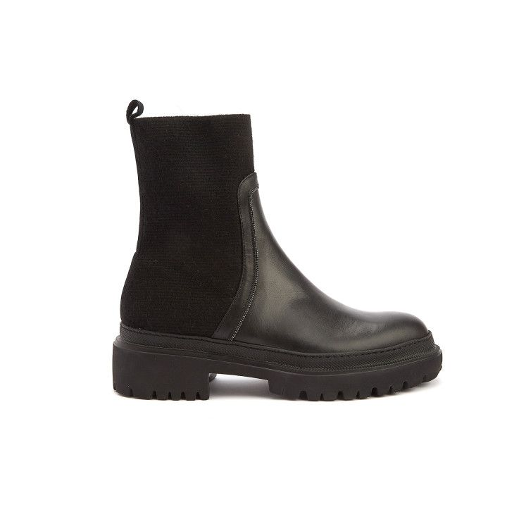 Chelsea Boots Evelyn Nero-000-012773-20