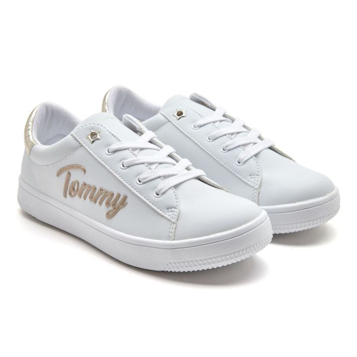 Sneakers T3A4 White/Platinum-001-002145-20