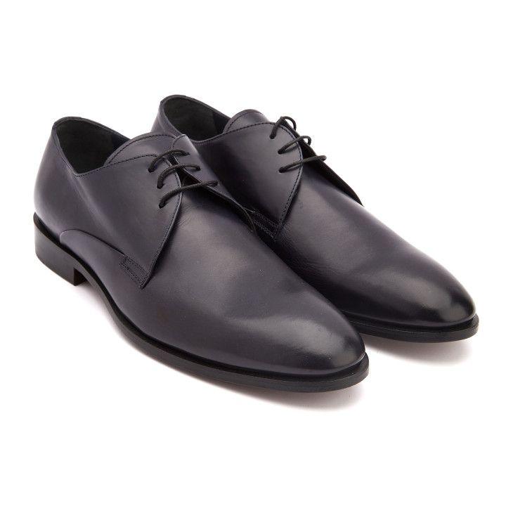 Derby Shoes President Bleu-000-012835-20