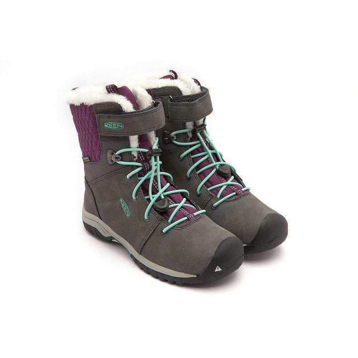 Insulated Boots Hoodoo III Mid Wp Mag/Pl/Pur-001-001992-20