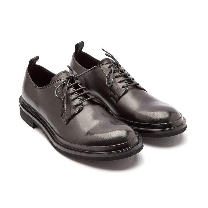 Derby Shoes Major 001 Nero-000-012914-20