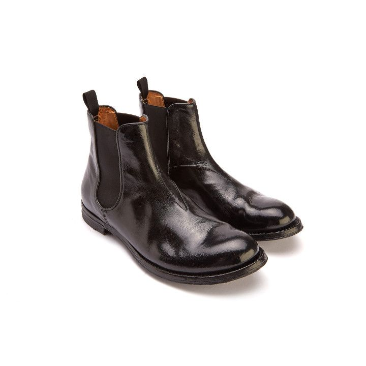 Chelsea Boots Anatomia 14 Nero-000-012583-20