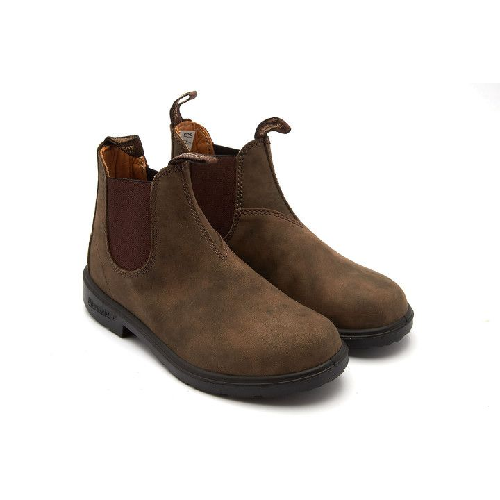 Chelsea Boots 565 Brown-001-002281-20