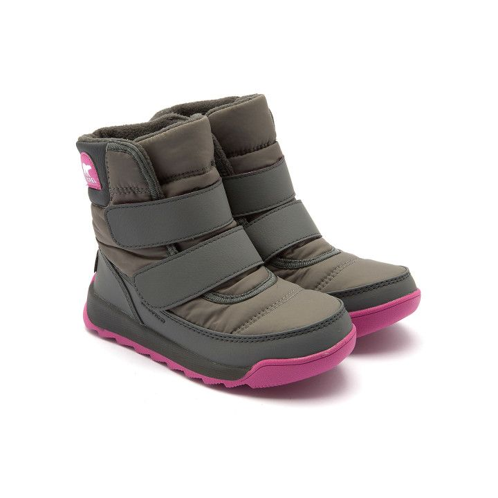 Insulated Boots Childrens Whitney II Quarry-001-002289-20