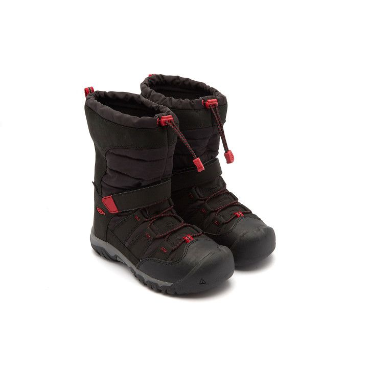 Insulated Boots Winterprort Neo Dt Wp Bkl/Red-001-002331-20