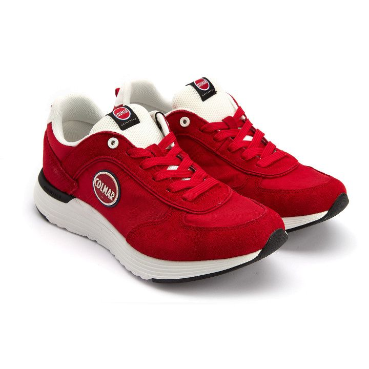 Sneakers Travis X1 Bold 008/Red-001-001799-20